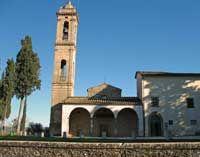 Tavarnelle Val di Pesa, Pieve di San Pietro in Bossolo