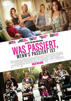 Poster zum Film: Was passiert, wenn's passiert ist