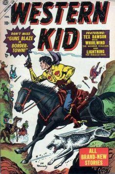 Western Kid (Volume) - Comic Vine