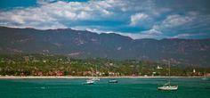 Sunny Santa Barbara | www.sweetteasweetie.com