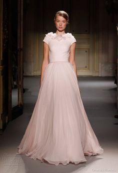 #wedding #dress #sleeves #temple #modest #lds #mormon #pink