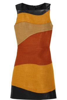Proenza http://www.renttherunway.com/shop/designers/proenzaschouler_dresses/patchworkswirlsheath