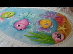 Coin Purse, Tableware, Artwork, Painting, Youtube, Craftsman Bathroom, Christmas Things, Charms, Baby Painting