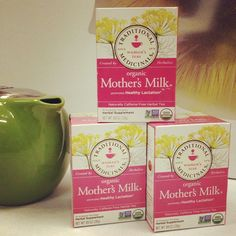 $11.99  - Mother's milk tea  This tea is great for increasing milk production, especially during the early days before your milk has come in, or when you need to increase supply.