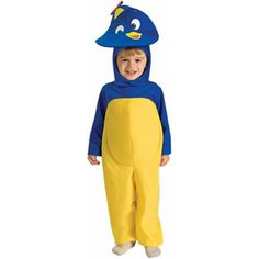Our Child's Pablo Costume is our most popular Child's Backyardigans Costume. If…
