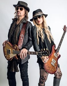 "Richie Sambora e Orianthi: ""Samsung Best of Blues"" em POA"