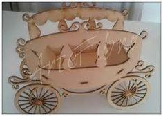 Αποτέλεσμα εικόνας για como hacer carretas para mesas de dulce