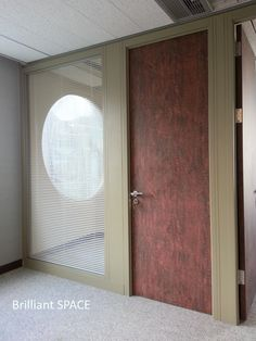 Glass System Wall 怡和大廈 (厚框雙層清玻璃屏風-內置百葉 Double Clear Glass Panel with blind) 14
