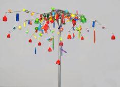'Gemalen Poppenstront' 1 2017 made by Heleen van Zantvoort Reuse, Lamps, Lightbulbs, Light Fixtures, Lights, Rope Lighting, Lanterns