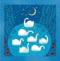 The Twelve Days of Christmas by Violeta Dabija