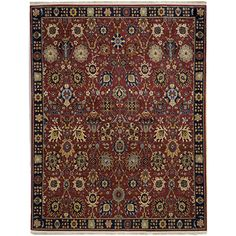 Have had this rug over 10 years and love it! - Karastan English Manor Cambridge Rug (9'2 x 13') - Inspired by the timeworn comfort of an English country house, the classic patterns in our English Manor collection offer everyday elegance. The yarns have been dyed to create a stria reminiscent of the aged colors found in antique manor house rugs.  http://www.overstock.com/Home-Garden/Karastan-English-Manor-Cambridge-Rug-92-x-13/8277047/product.html?CID=214117 $2,299.00