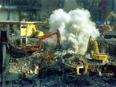 9-11 Research: Ground Zero Operations clean up