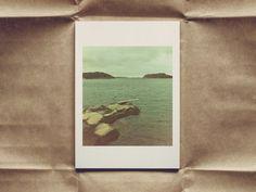 The Summer, 18 X 20 cm on A4 - Find it here: http://shop.palegrain.com/product/the-summer-small - #limitededition #print #photography #interior #interiör #sweden #gothenburg #palegrain
