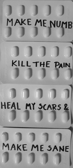 pills, pills, and more pills. Sometimes this is how i feel its like i would just love to be normal & not have to take a pill or pills to make it through the day. Youre My Person, Borderline Personality Disorder, Stress, Bipolar Disorder, My Demons, Depression Quotes, Mental Illness, Chronic Illness, Sayings