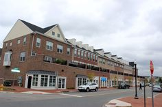Our beautiful Marina Landing community on the Occoquan River in Woodbridge, VA!