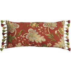 Angelique Lumbar Pillow - Spice