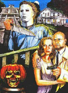 Michael Myers #Halloween 2