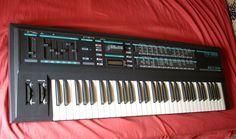 Siel Keytek cts 2000 Cross Wavetable Synthesizer RARE Vintage Synth 1986 | eBay