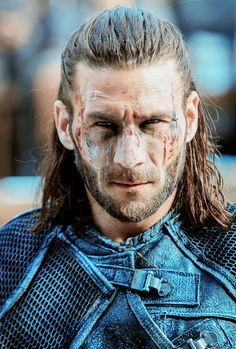 """Prince Roan - The 100 Season 3 Episode 4, """"Watch the Thrones"""