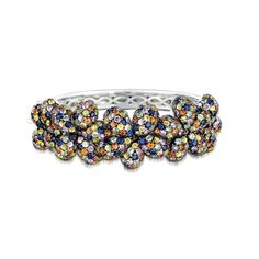 Lovely!  WIIE 258  Love me some LeVian rainbow sapphires