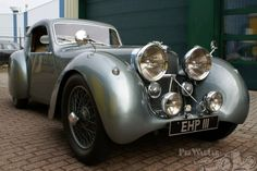 1938 Jaguar Fixed Head Coupe Maintenance of old vehicles: the material for new cogs/casters/gears/pads could be cast polyamide which I (Cast polyamide) can produce Jaguar Type E, Jaguar Cars, Jaguar Xk, Vintage Cars, Antique Cars, Best Classic Cars, Amazing Cars, Awesome, Car Car