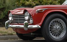 Bid for the chance to own a Restored 1965 Triumph at auction with Bring a Trailer, the home of the best vintage and classic cars online. British Sports Cars, Classic Sports Cars, Classic Cars Online, British Car, Triumph Tr3, Triumph Spitfire, Travel Trailer Camping, Camping Ideas, Camping Hacks