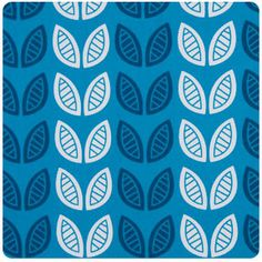 blue leaflet fabric by Jessica Jones/Modern Flora collection. For cushions?