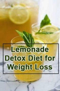 The Lemonade Detox Diet – Simple Recipe For Weight Loss | Tricksly