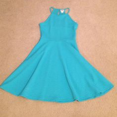 Blue Dress from Target! Never been worn very cute blue dress!! :) Mossimo Supply Co Dresses Mini
