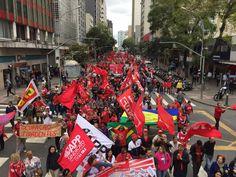 Curitiba linda demais no #BrasilDaDemocracia