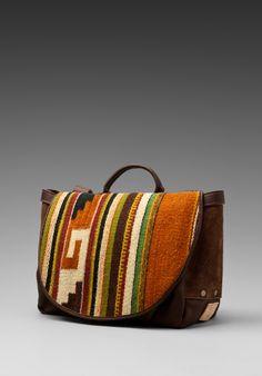 Oaxacan Postal Bag
