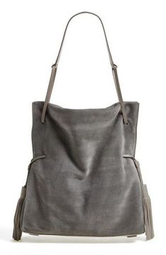 ALLSAINTS 'Freedom' Suede Hobo available at #Nordstrom