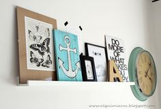 Decoración Gallery Wall, Frame, Ideas Para, Home Decor, Blog, Houses, Lounges, Alchemy, Picture Frame