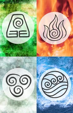 Avatar Nations Poster 11 x 17 Glossy by AndroidSheepFTW on Etsy