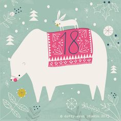 1 week to go peeps. One week to go! Arggghhhhhhh..... so much to do!!   Calm down....think of nice christmassy things like snowf...