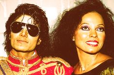 Diana Ross images Michael Jackson and Diana Ross ♥♥ wallpaper and background photos