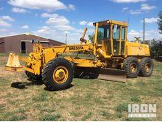 Dressta Motor Grader, Heavy Equipment, Poland, Tractors, Industrial, Construction, Big, Vehicles, Building