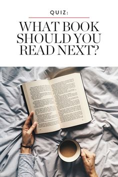 With so many amazing books being published every day, it's hard to decide which fits your reading personality best. That's where we come in. Take this quiz to find out what to put on your Kindle, Stat.