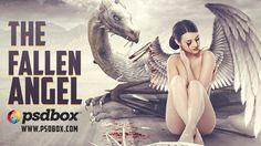The Fallen Angel - (Andrei Oprinca)