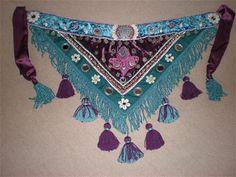 Lovely tassel belt!