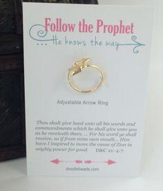 Follow the Prophet