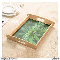 Marijuana Serving Tr