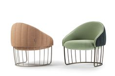 note design studio's tonella chair for sancal is ideal for hotel + contract spaces