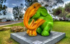 Elephant Parade Dana Point