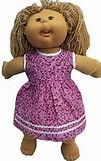 Free Printable Doll Clothes Patterns Cabbage Patch - Bing images