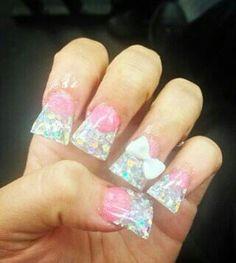 Love Glitter Bows