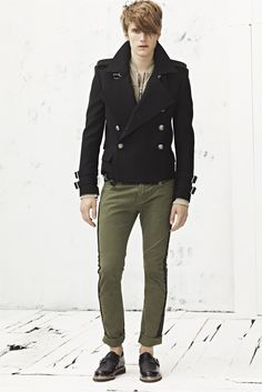 Balmain - Moda Uomo Primavera Estate 2013 - Vogue.it