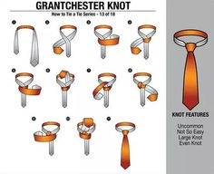 Grantchester knot