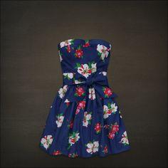 Hollister Co. - Shop Official Site - Bettys - Dresses - Boneyard Beach Dress