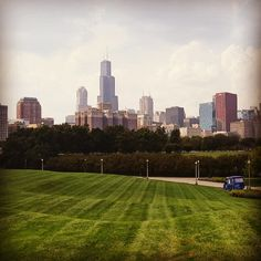 Able to see Chicago in New ways #Chicago #DePaul
